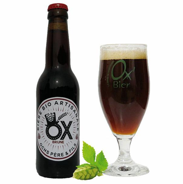 Bière Blonde artisanale OX
