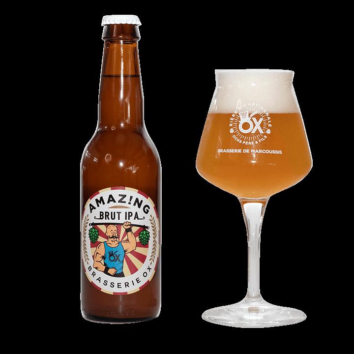 Bières OX Brut IPA