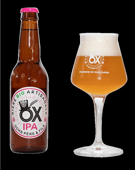 Bière Simple IPA artisanale OX